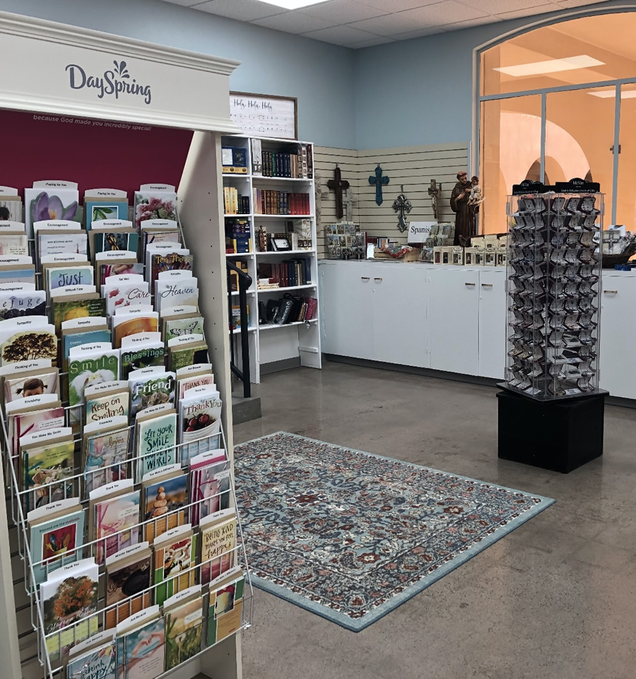 Marian Shop - St  Francis Xavier Parish, Phoenix, AZ